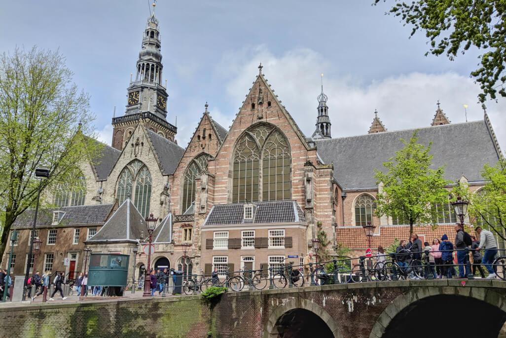 De Oude Kerk, Amsterdam, The Netherlands