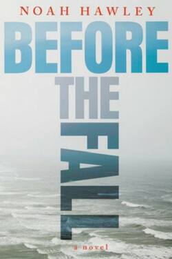 Book cover for Before the Fall by Noah Hawley