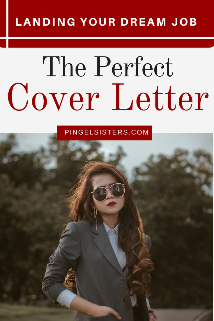 Think your cover letter should just rehash your resume? If that's what you're doing, you're missing a great opportunity to land your dream job! We've got our tips for your perfect cover letter. job search | career advice for millennials | landing your dream job | cover letter | resume | resume tips