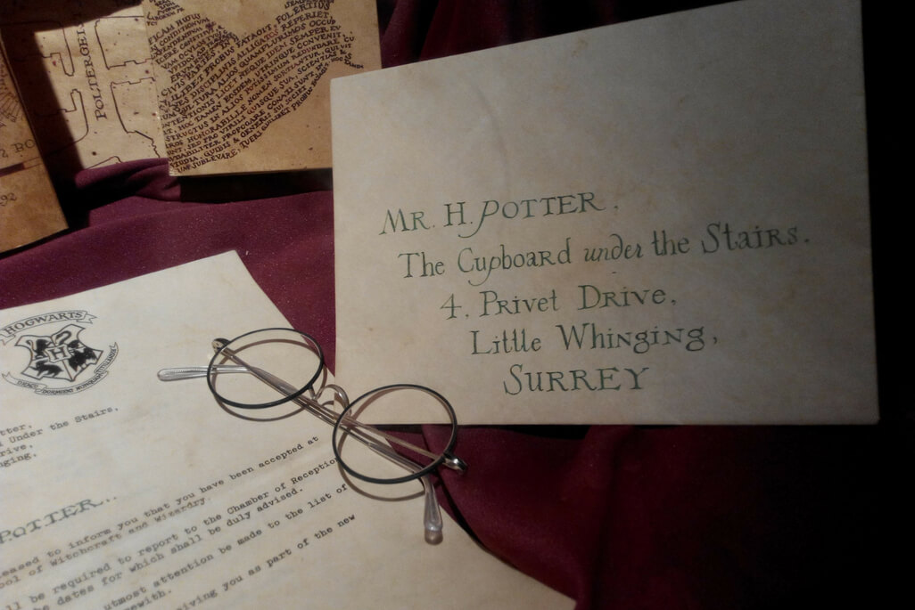 Letter to Harry Potter