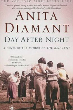 Book cover for Day After Night by Anita Diamant