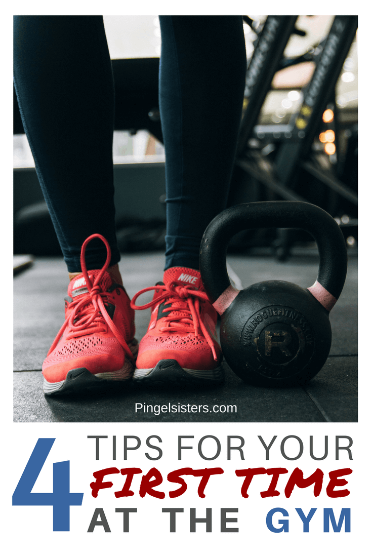 As you know, starting a new routine is hard. It takes 21 days to form a habit, and day one of any new routine can be incredibly intimidating. As a gym novice who stumbled her way through the first workout at a gym, here are four tips for your first time at the gym. workout | fitness | healthy living | exercise | gym | weights