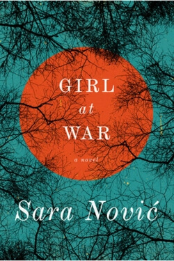 Book cover for Girl at War by Sara Novic