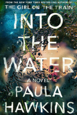 Book cover for Into the Water by Paula Hawkins