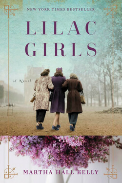 Book cover for Lilac Girls by Martha Hall Kelly