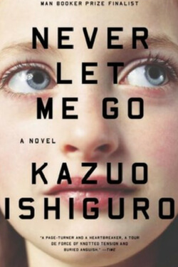 Book cover for Never Let Me Go by Kazuo Ishiguro