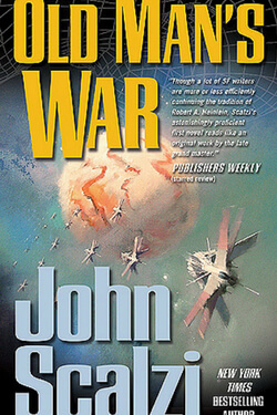 Perfect Beach Reads: Old Man's War by John Scalzi