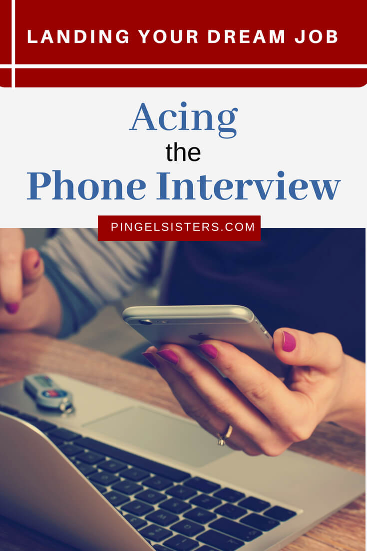 Nervous about an upcoming phone interview for your dream job? Don't be! We have all the tips you need to ace a phone interview.