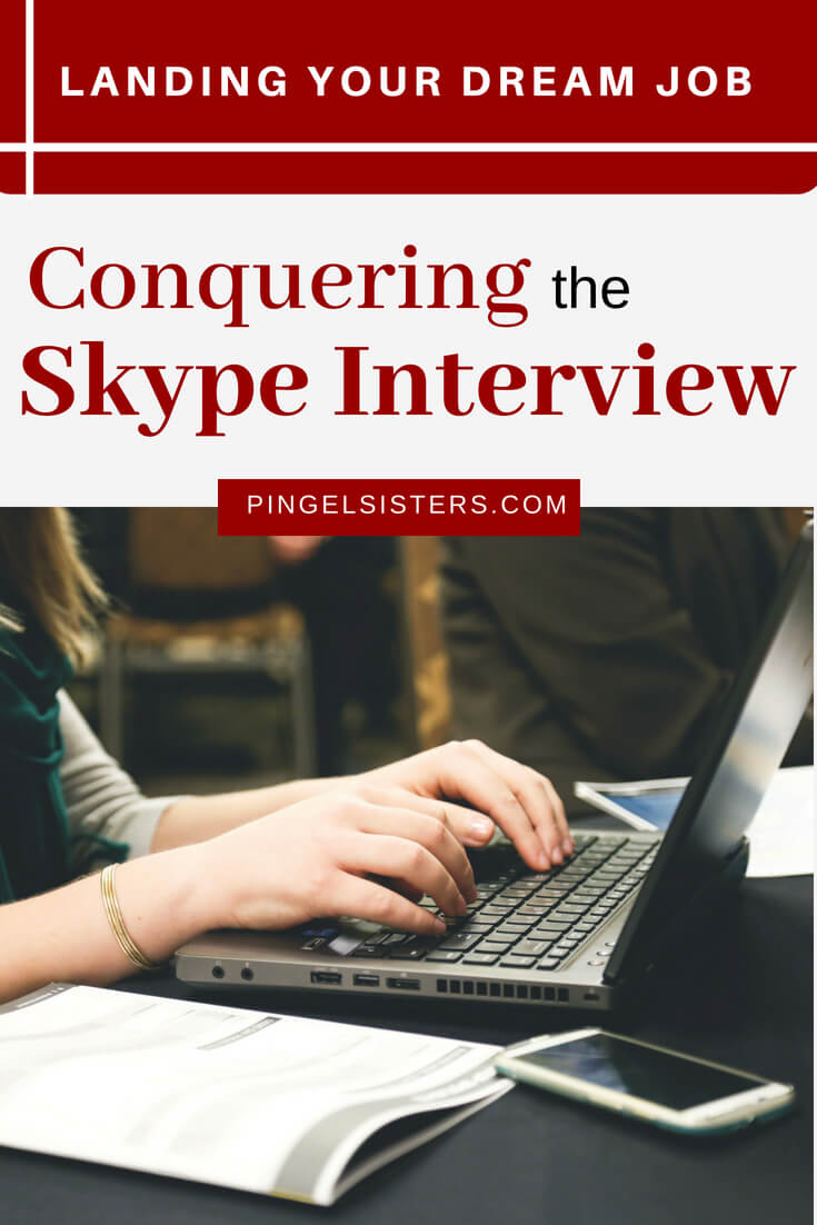 Getting ready for an upcoming Skype interview to land your dream job? Read this first! We have all the interview tips you need to conquer your Skype interview or other video conference interview. Take our career advice to help you with your job search.