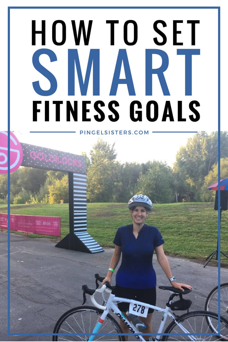 If you want to reach your fitness transformation to a healthier body, you need to be setting smart fitness goals. So improve your health by setting smart fitness goals of running, biking, yoga, strength training, weight lifting or whatever you love. You got this!