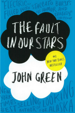 Grab the tissues because this book will definitely make you cry. You really ought to read The Fault in Our Stars by John Green