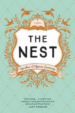 Book cover for The Nest by Cynthia D'Aprix Sweeney