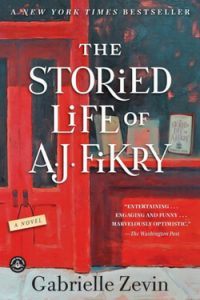 Perfect Beach Reads: The Storied Life of A. J. Fikry by Gabrielle Zevin