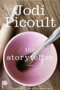 Book cover for The Storyteller by Jodi Picoult
