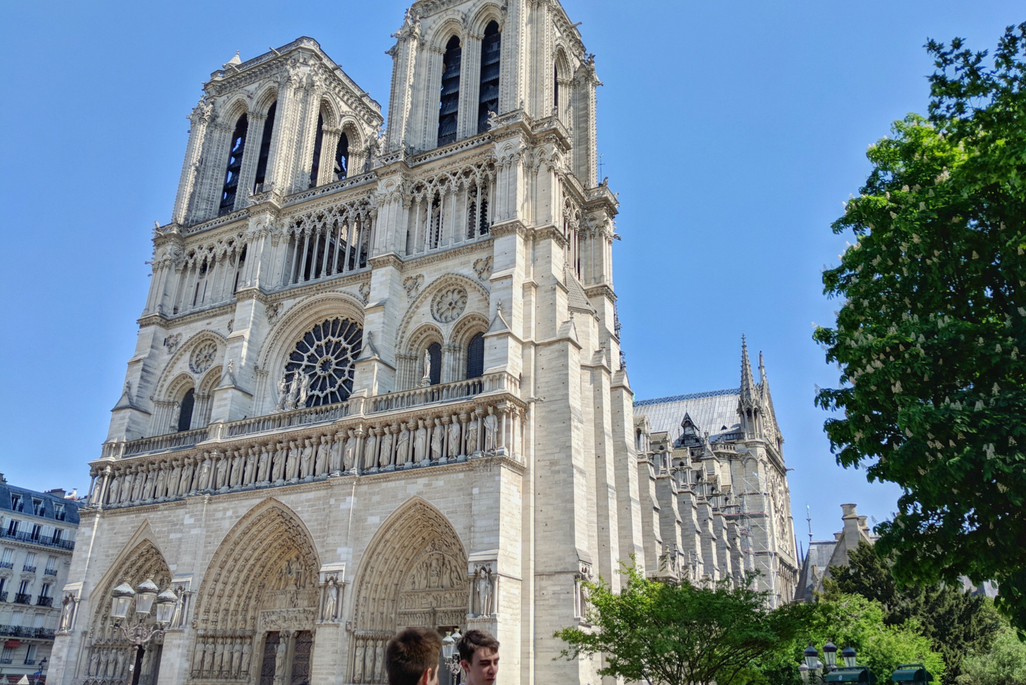 A Weekend in Paris: Notre Dame Cathedral