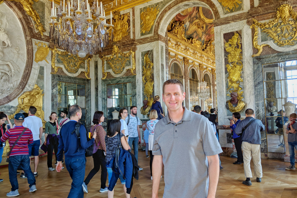 A Weekend in Paris: Palace of Versailles