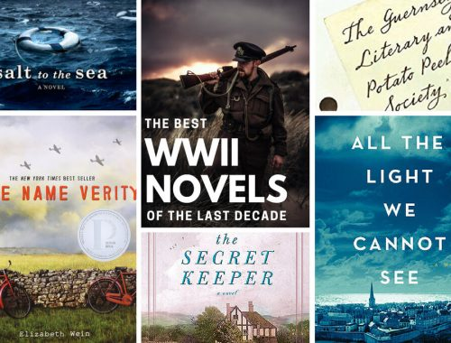 The Best World War II Novels of the Last Decade