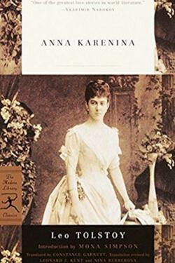 Long Classics: Anna Karenina by Leo Tolstoy