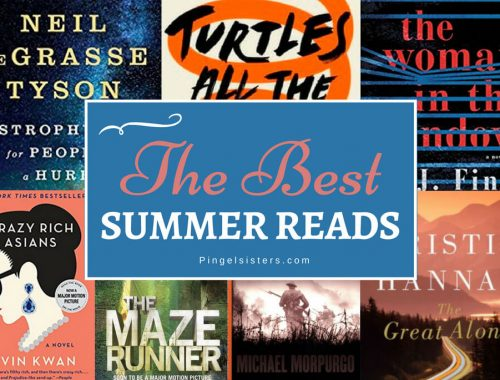 The Best Summer Reads to Beat the Heat this Summer