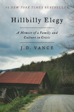 Books That Make You Think: Hillbilly Elegy by J. D. Vance