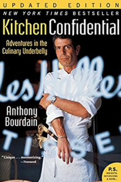 Summer Reading List: Kitchen Confidential by Anthony Bourdain