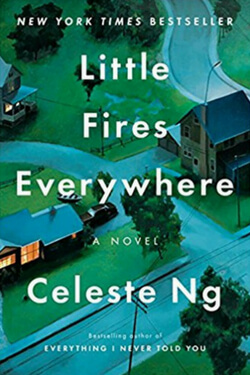 Summer Reading List: Little Fires Everywhere by Celeste Ng