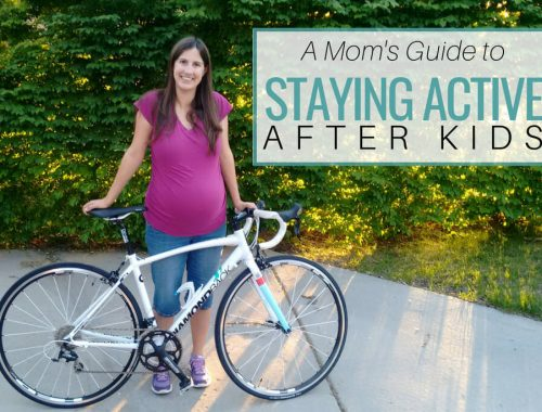 A Mom's Guide to Staying Active After Kids