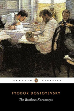 Long Classics: The Brothers Karamazov by Fyodor Dostoyevsky