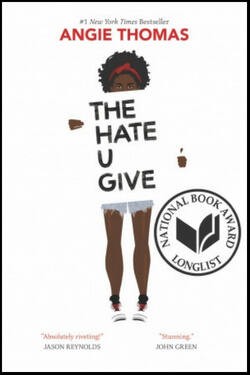 Summer Reading List: The Hate U Give by Angie Thomas