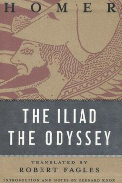 Long Classics: The Iliad and The Odyssey by Homer