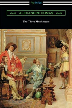 Long Classics: The Three Musketeers by Alexandre Dumas