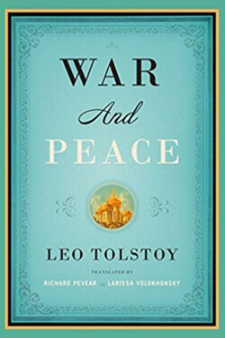 Long Classics: War and Peace by Leo Tolstoy