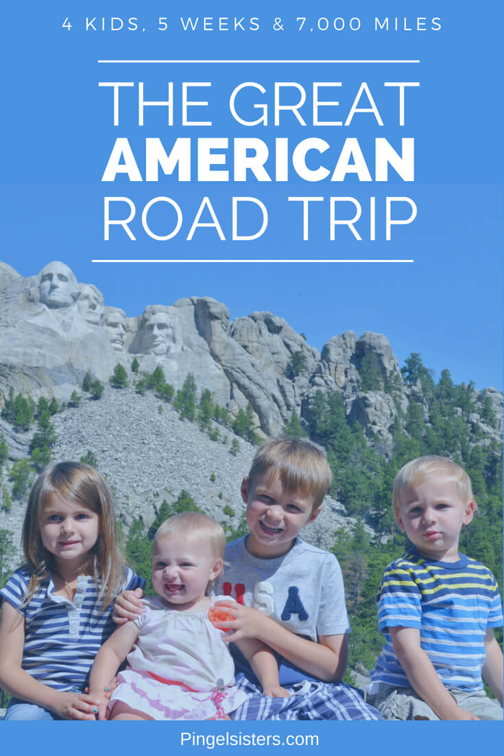 What's it like for a family of six to take a cross-country family road trip for 5 weeks? Find out where we went, how much we spent and our best road trip tips for a Great American road trip.