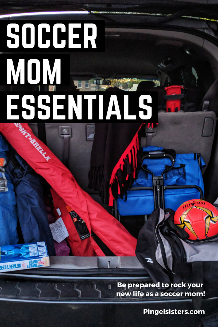 You've signed your kid up for soccer, but now what? Here are all the soccer mom essentials you need to rock your new life as a soccer mom.