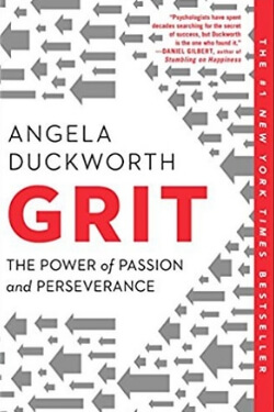 Books That Make You Think: Grit by Angela Duckworth