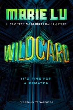 book cover for Wildcard by Marie Lu