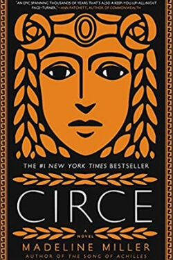 book cover for Circe by Madeline Miller