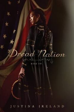 book cover Dread Nation by Justina Ireland