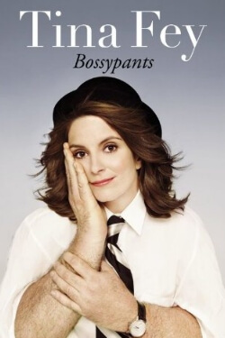 book cover Bossypants by Tina Fey