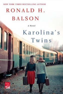 book cover for Karolina's Twins by Ronald H. Balson