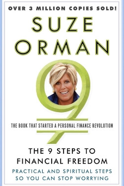 book cover The 9 Steps To Financial Freedom by Suze Orman