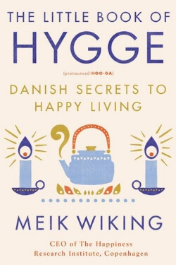 book cover The Little Book of Hygge by Meik Wiking