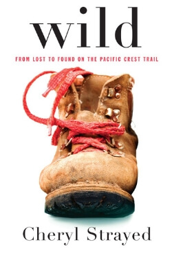 book cover Wild by Cheryl Strayed