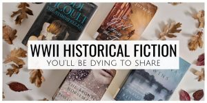 Do you love to read WWII historical fiction? Many of our readers certainly do! Check out this list of WWII historical fiction recommended by our readers.