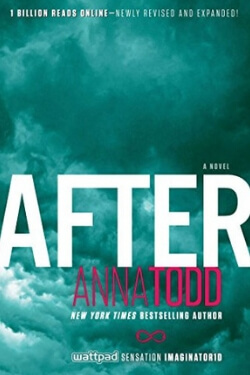 book cover After by Anna Todd