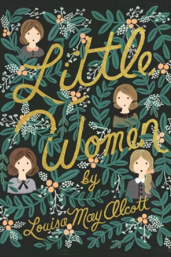 book cover Little Women by Louisa May Alcott