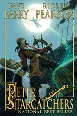book cover Peter and the Starcatchers by Dave Barry and Ridley Pearson