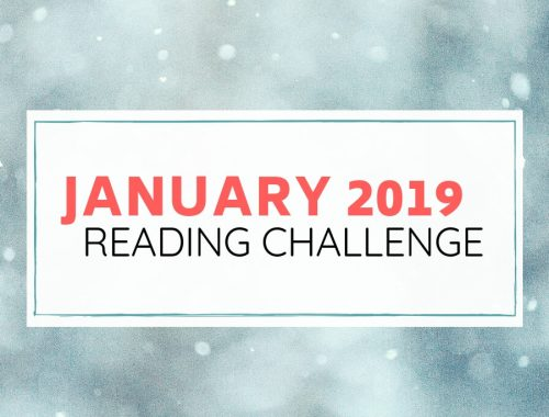 January Reading Challenge 2019