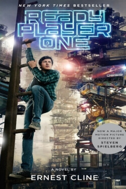 book cover Ready Player One by Ernest Cline