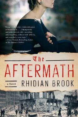 book cover The Aftermath by Rhidan Brook